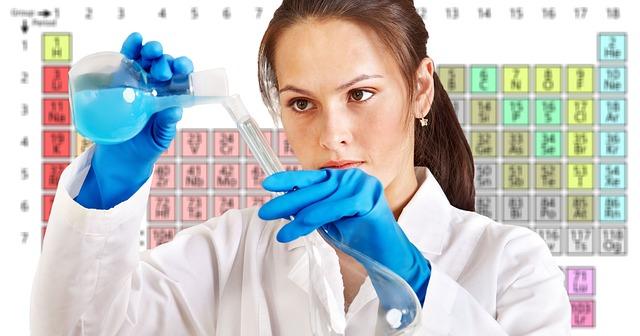chemický pokus